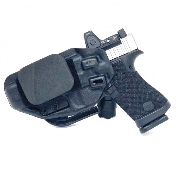 Glock 48 AIWB optic ready holster with wedge