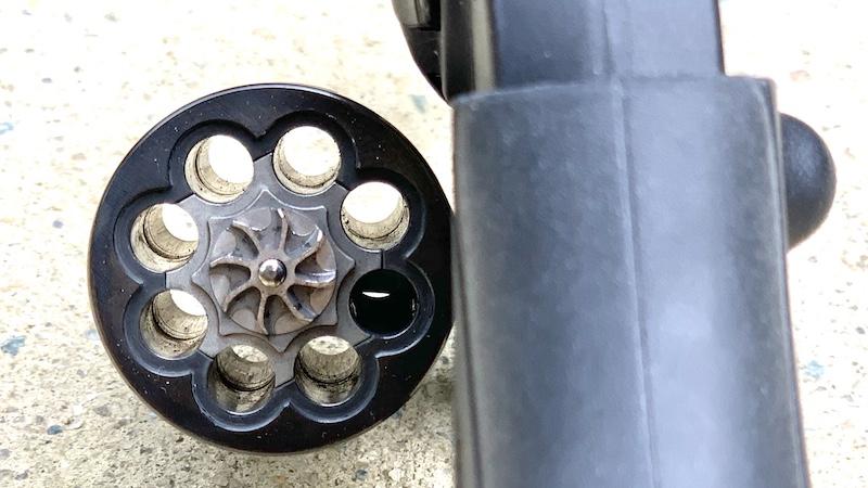 Ruger LCR 22 Cylinder