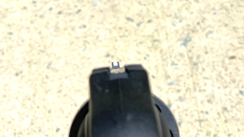 Ruger LCR Sights