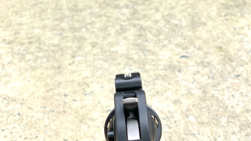 Ruger LCRx 3inch Sights