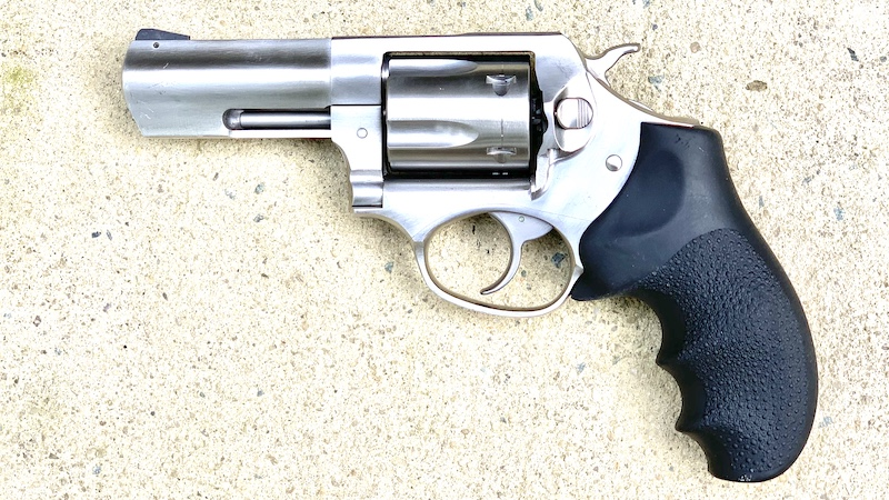 Ruger SP101 3 inch Left