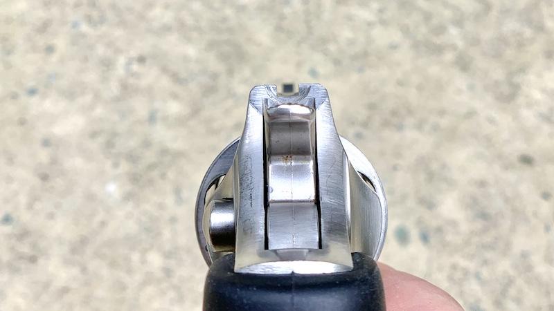 Ruger SP101 Sights
