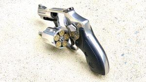 SW 640 Pro Open cylinder