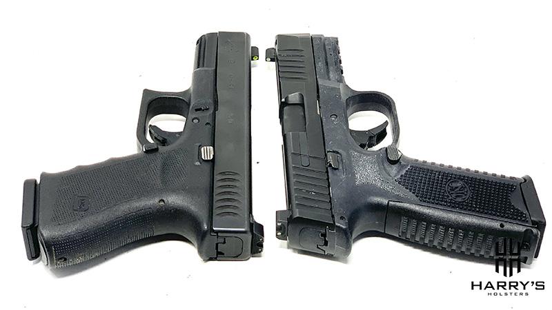 FN 509 vs Glock 19 T