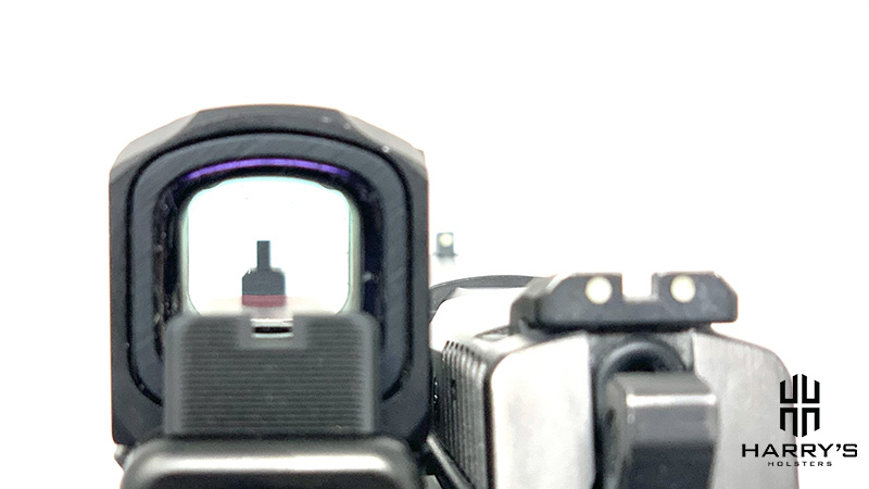 CZ P09 vs Glock 17 Sights