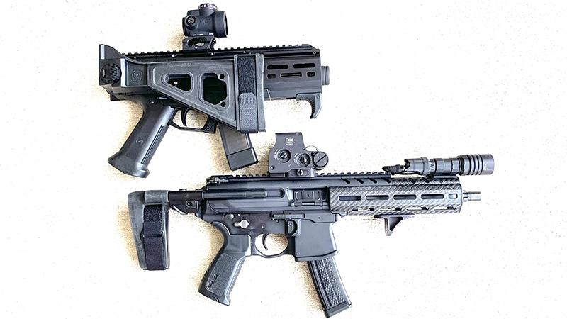 Sig MPX vs CZ Scorpion 01