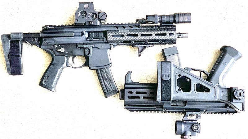 Sig MPX vs CZ Scorpion 02