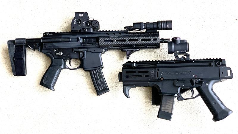 Sig MPX vs CZ Scorpion 03