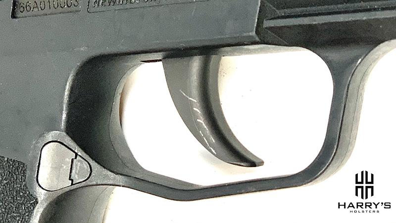 Sig P365 vs Springfield Hellcat Sig Trigger
