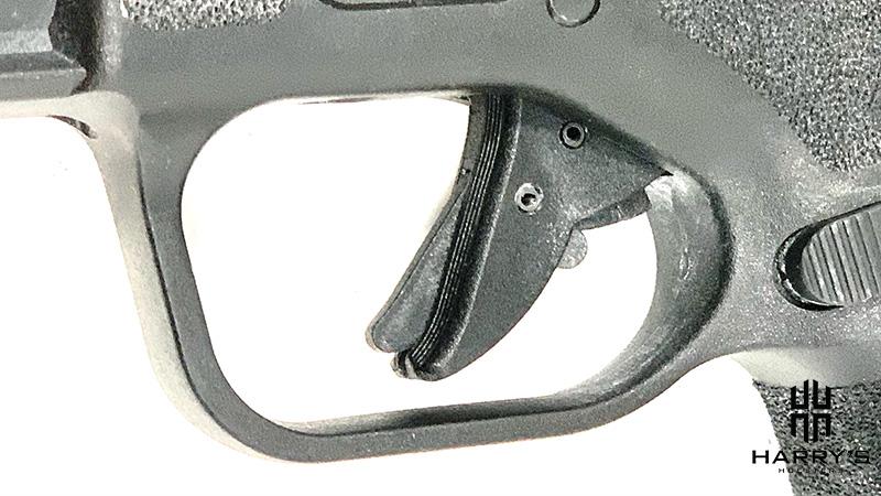 Sig P365 vs Springfield Hellcat trigger