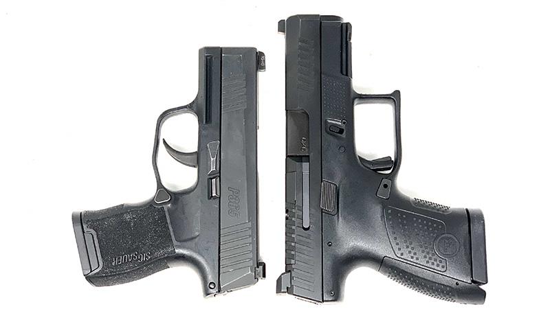 CZ P10s vs Sig P365 02