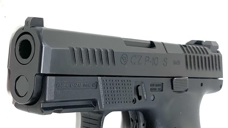 CZ P10s vs Sig P365 08