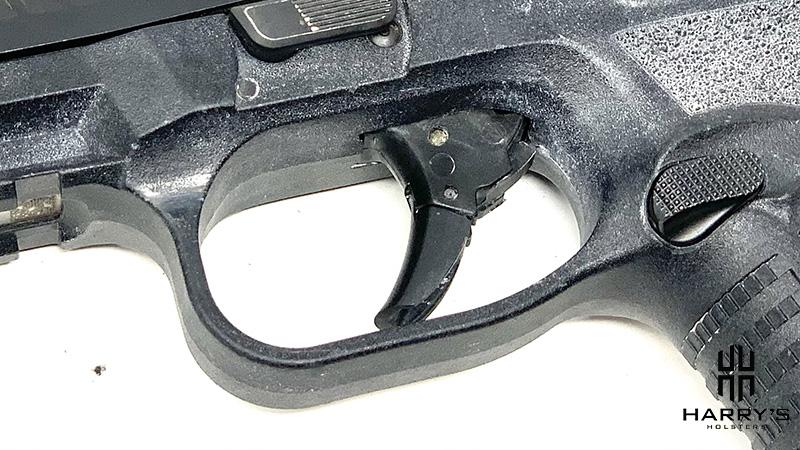 FN 509 vs HK VP9 FN trigger