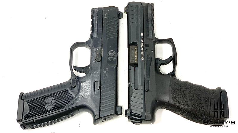 FN 509 vs HK VP9 T