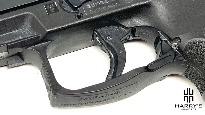 FN 509 vs HK VP9 trigger