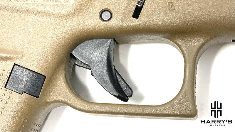 Glock 42 vs Glock 43 43 trigger
