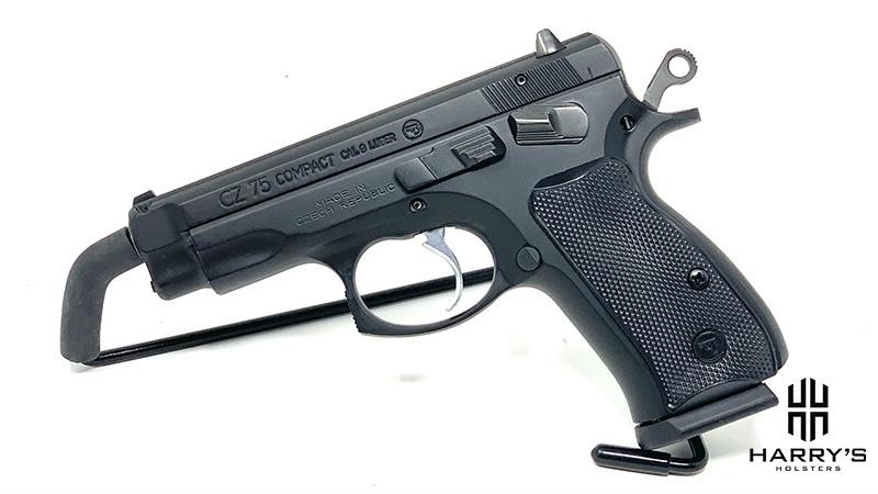 CZ 75c Left side
