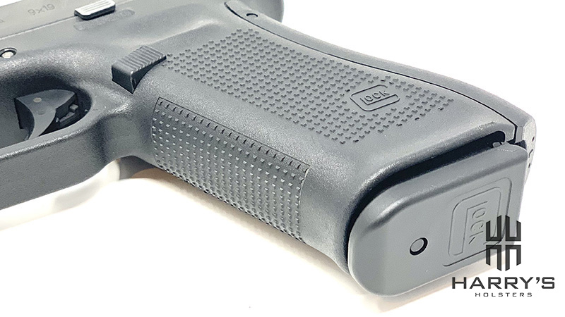 Glock 17 Gen 5 MOS Aimpoint Acro Frontstrap