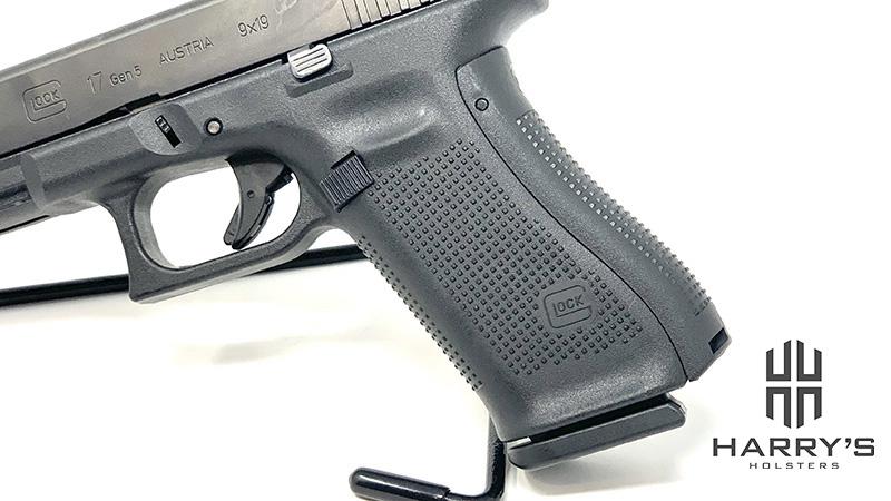 Glock 17 Gen 5 MOS Aimpoint Acro Grip