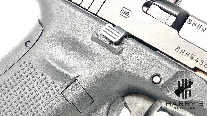Glock 17 Gen 5 MOS Aimpoint Acro Slide Lock Right