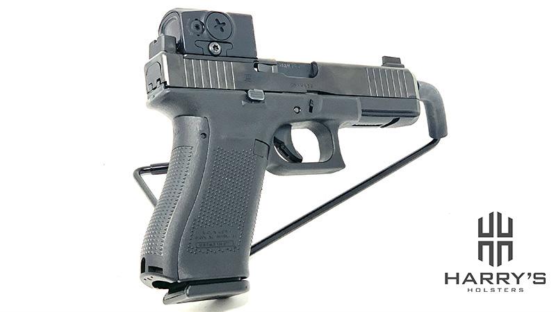 Glock 17 Gen 5 MOS Aimpoint Acro right Rear