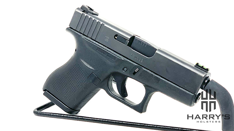Glock 43 Right Front