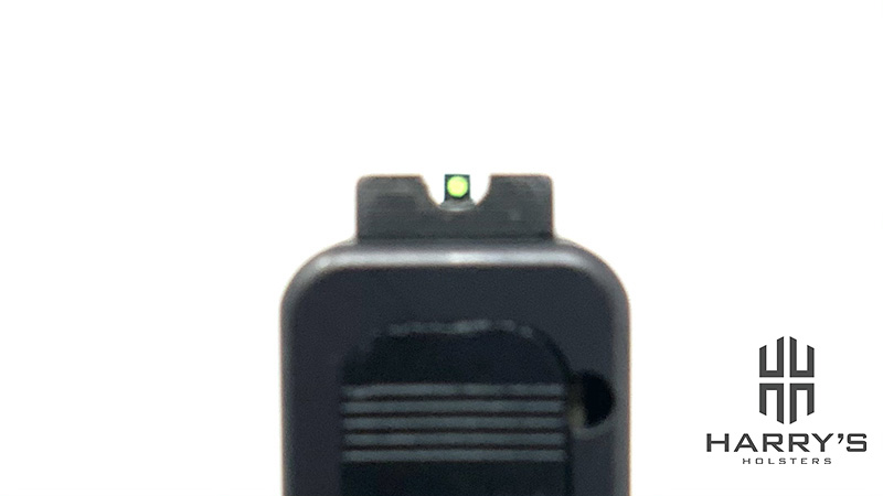 Glock 43 Sight Picture