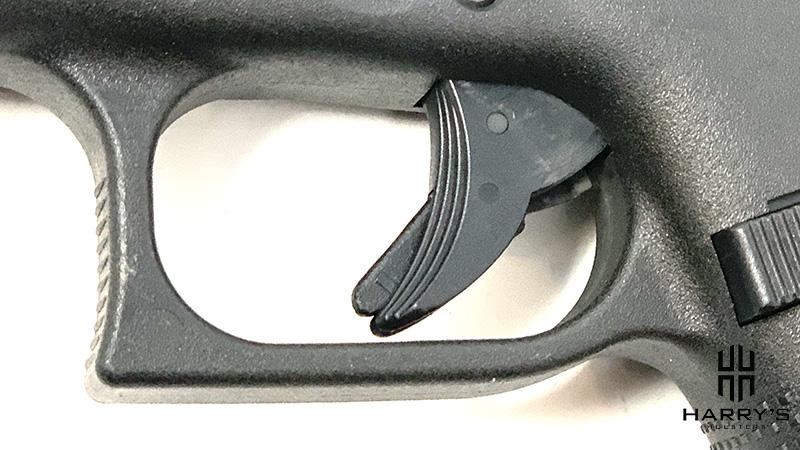 Glock 43 vs Glock 43x trigger