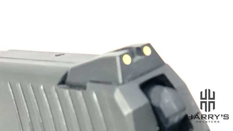 HK P30 Rear Sight