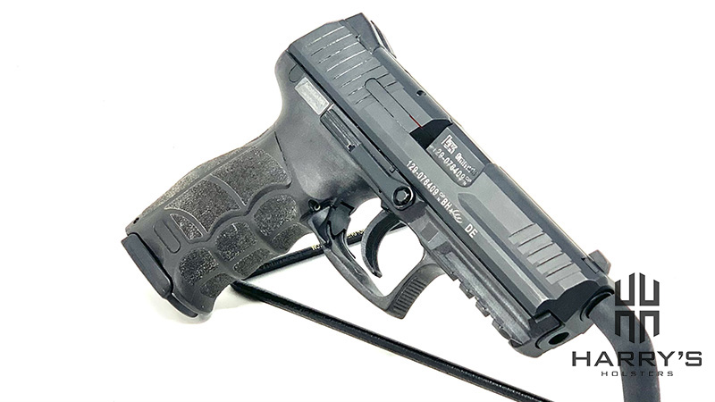 HK P30 Right Front