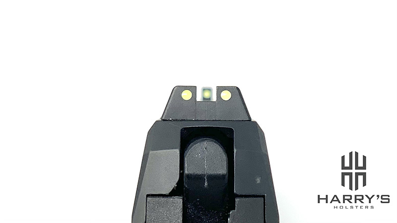 HK P30 Sight Picture