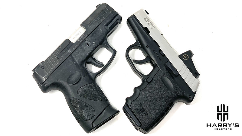 Sccy CPX2 vs Taurus G2 04