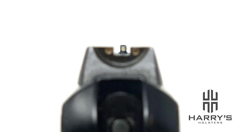 CZ 75 Pre B Sight Picture