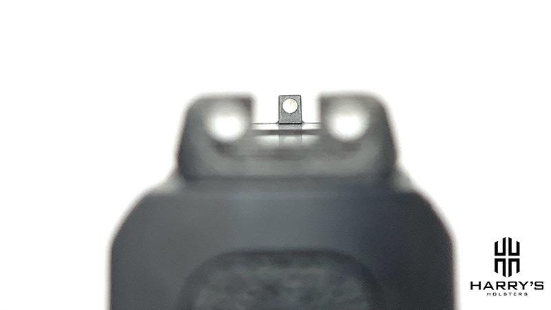 Glock 19 vs SW Shield sight
