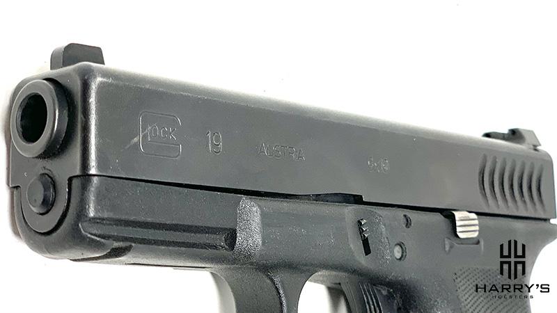 Glock 19 vs Sig P320 Slide Glock