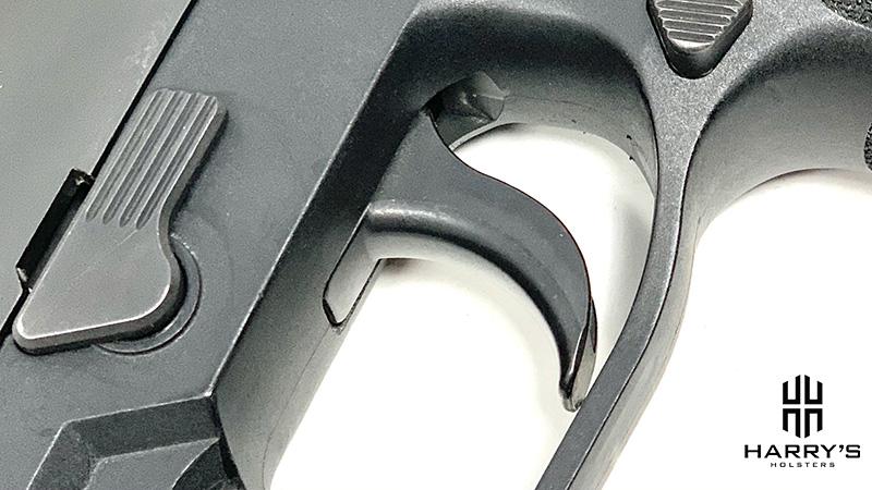 Glock 19 vs Sig P320 trigger
