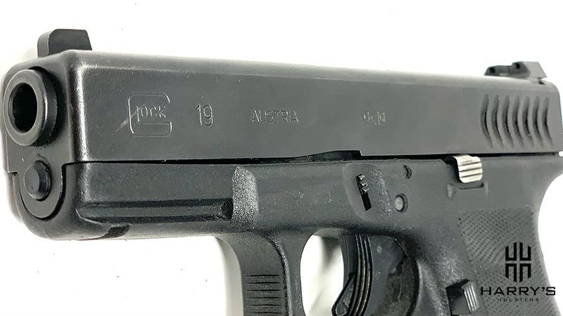 Glock 19 vs Walther PPQ slide glock
