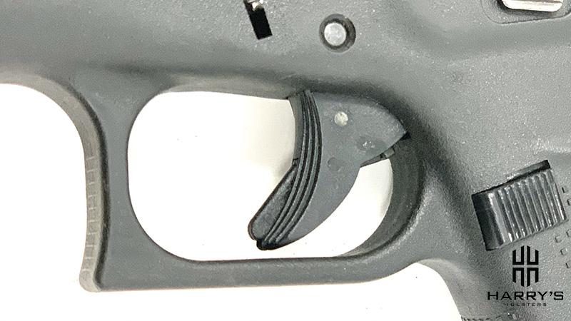 Glock 43 vs SW Shield glock trigger