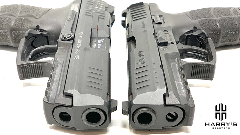 HK VP9 vs P30 Slides front