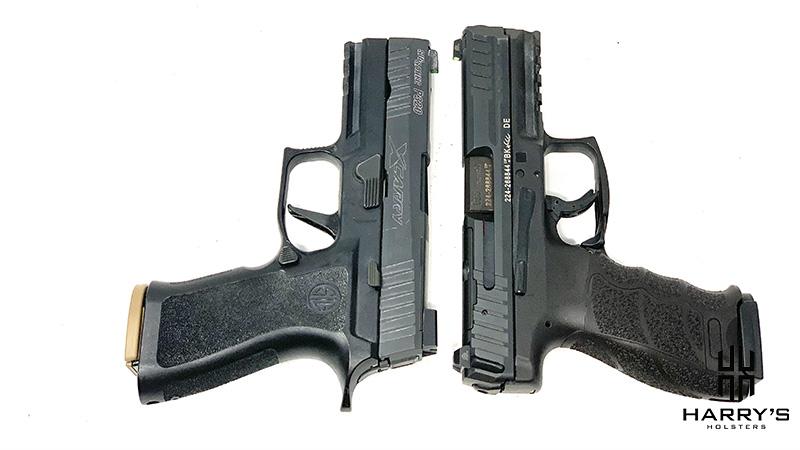 HK VP9 vs Sig P320 X Carry T
