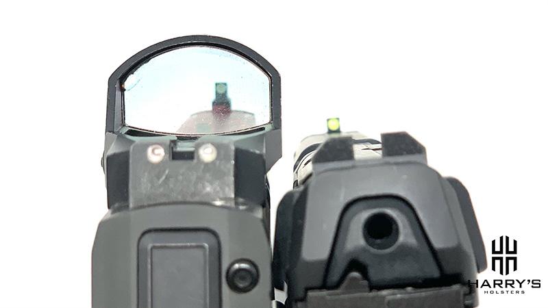 HK VP9 vs Sig P320 sights