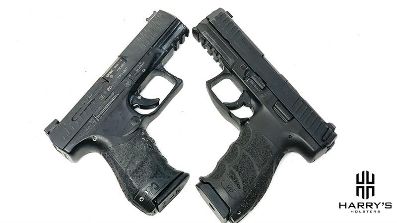 HK VP9 vs Walther PPQ X