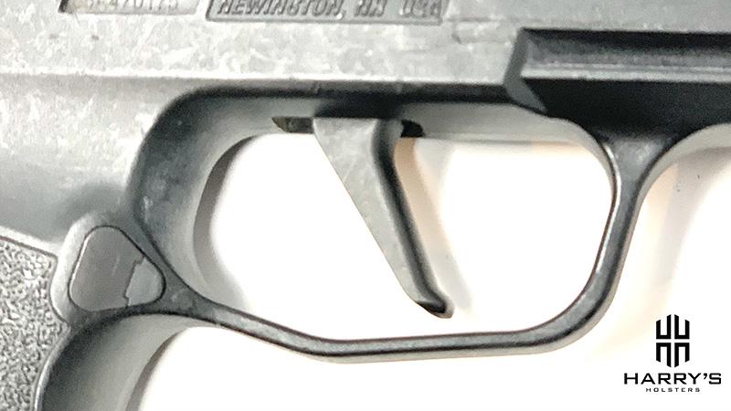 HK VP9SK vs Sig P365XL trigger