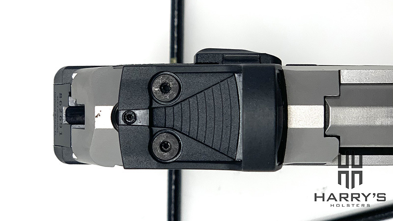 Sccy CPX2 Red Dot Red Dot Top