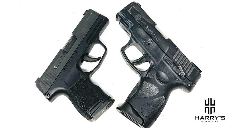 Sig P365 vs Taurus G2