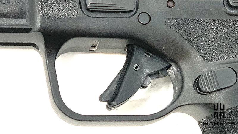 Sig P365XL vs Springfield Hellcat trigger