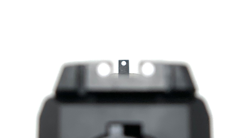 Walther PDP Sight Picture