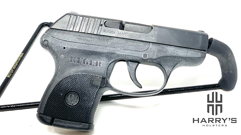 Ruger LCP right