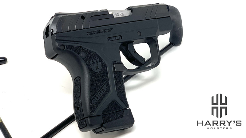 Ruger LCP2 Lite Right Rear