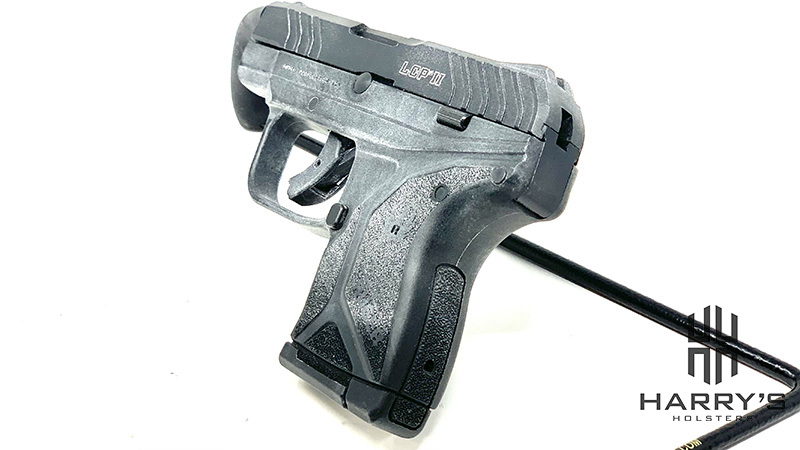 Ruger LCP2 left rear